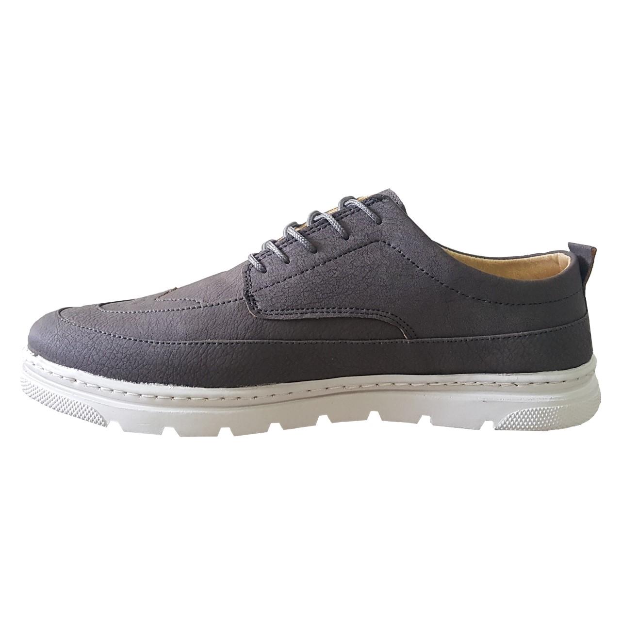 کفش مردانه مدل زامورا کد 4186