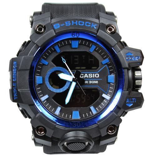 ساعت مچی عقربه ای مردانه مدل G001