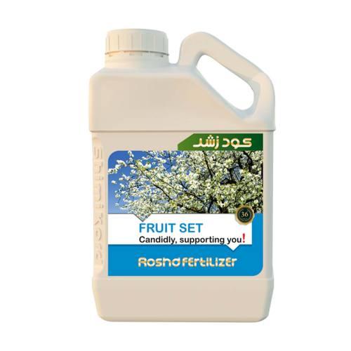 کود مایع رشد مدل فوروت ست حجم 5 لیتر