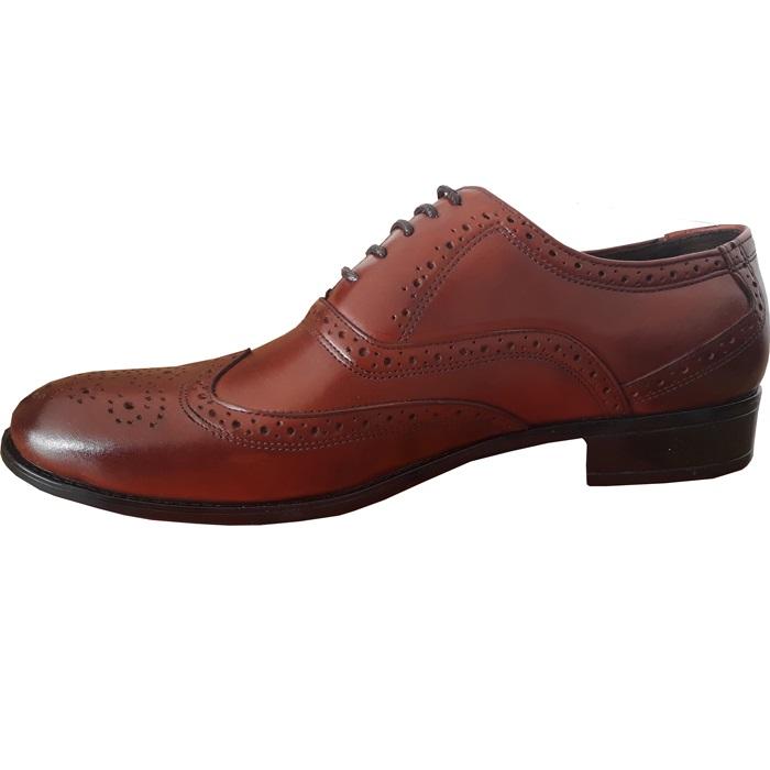 خرید کفش چرم مردانه shm220.2
