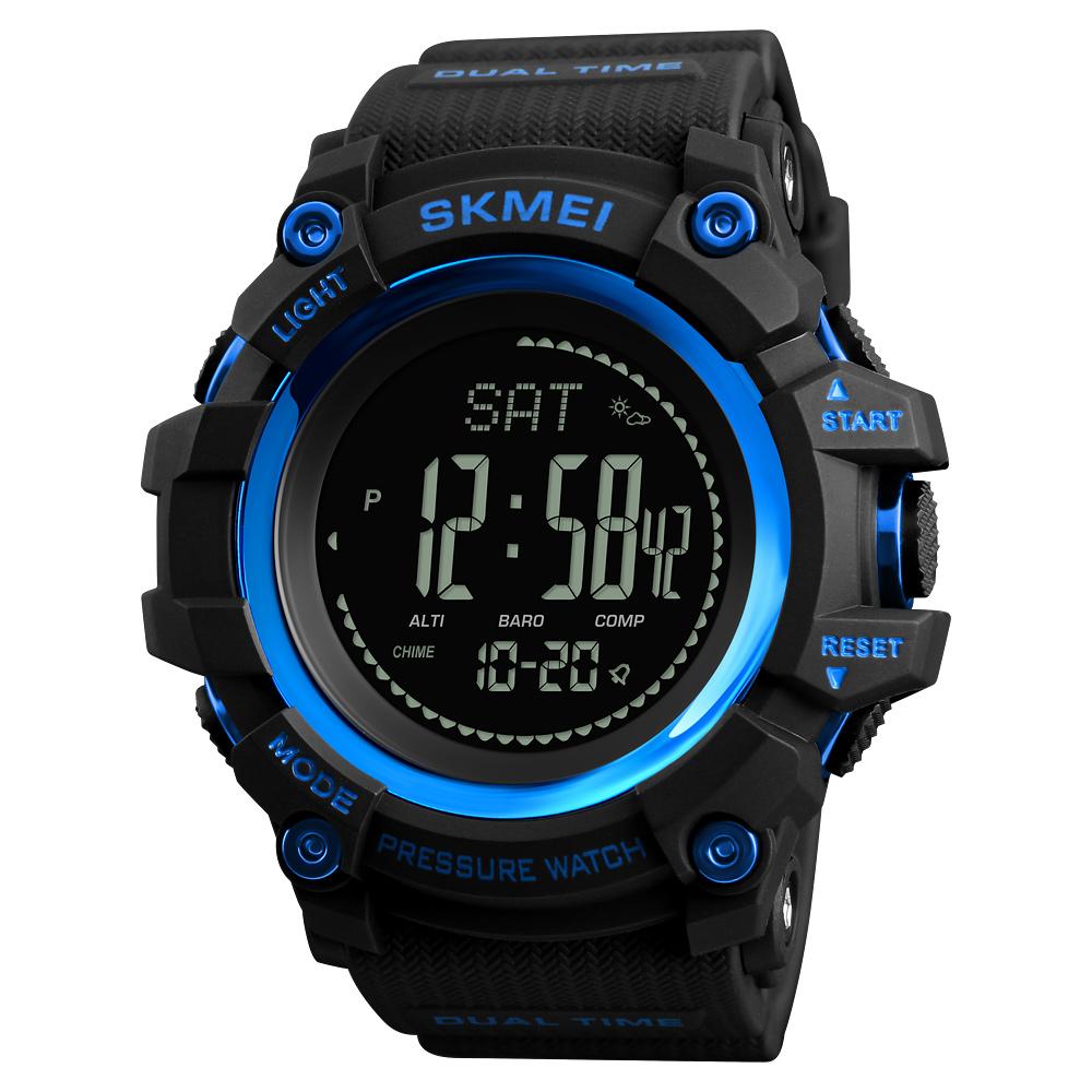 ساعت مچی دیجیتالی مردانه اسکمی مدل 1358A 5