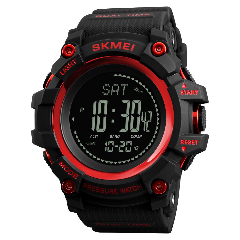 ساعت مچی دیجیتالی مردانه اسکمی مدل 1358R 4
