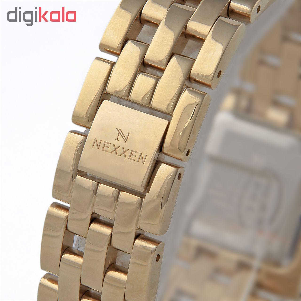 ساعت مچی عقربه ای زنانه نکسن مدل N3243L1
