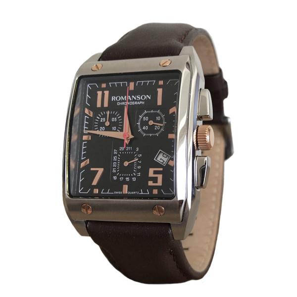 ساعت مچی عقربه ای مردانه رومانسون مدل TL3217HM1JA36R