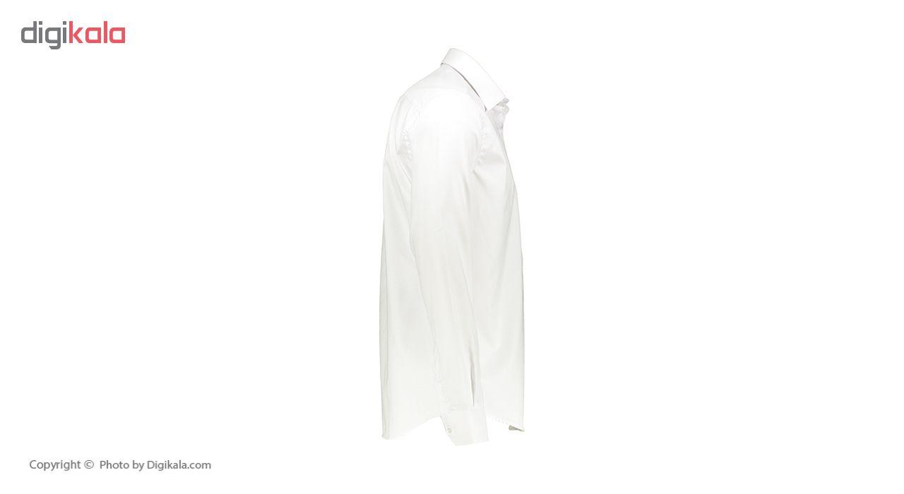 پیراهن مردانه پلاتین کد 1015