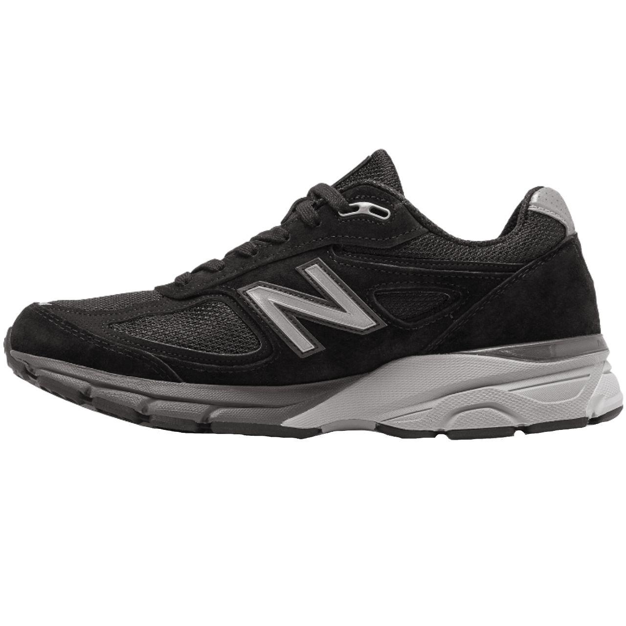 کفش دویدن مردانه نیو بالانس مدل new balance M990 BK4 running shoes