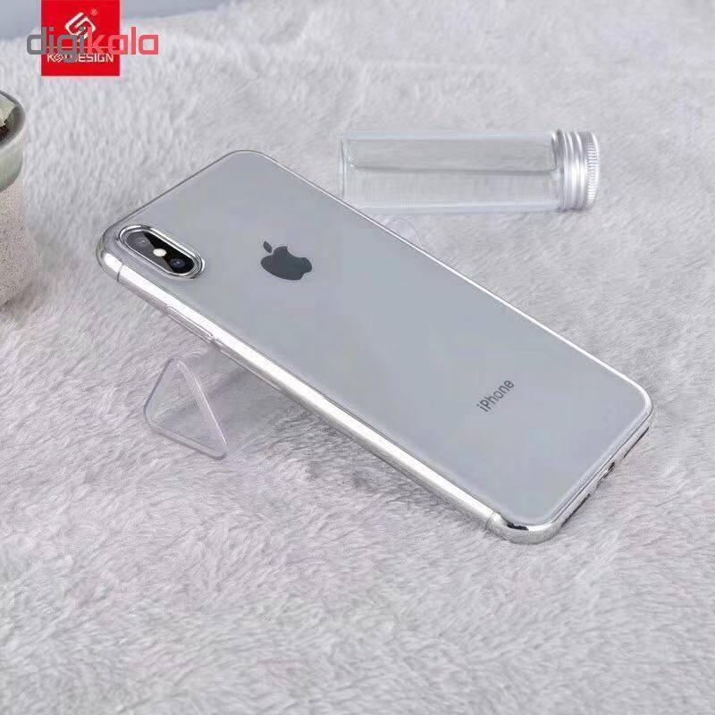 کاور آی دوژی مدل Electroplate Pc مناسب برای گوشی موبایل اپل iPhone XS Max main 1 15