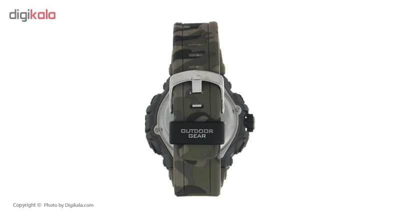 ساعت مچی مردانه اکتیو مدل YP 13614 به همراه دستمال مخصوص نانو برند کلیر واچ              اصل