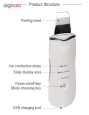 دستگاه اولتراسونیک پاکسازی صورت مدل 0w7 thumb 1