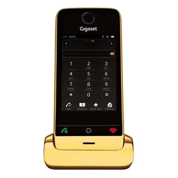 تلفن بی سیم گیگاست مدل SL910 thumb