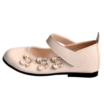 کفش دخترانه پوشگام مدل 3228 کرم |