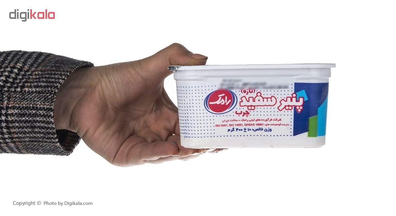 پنیر سفید رامک وزن 400 گرم main 1 3