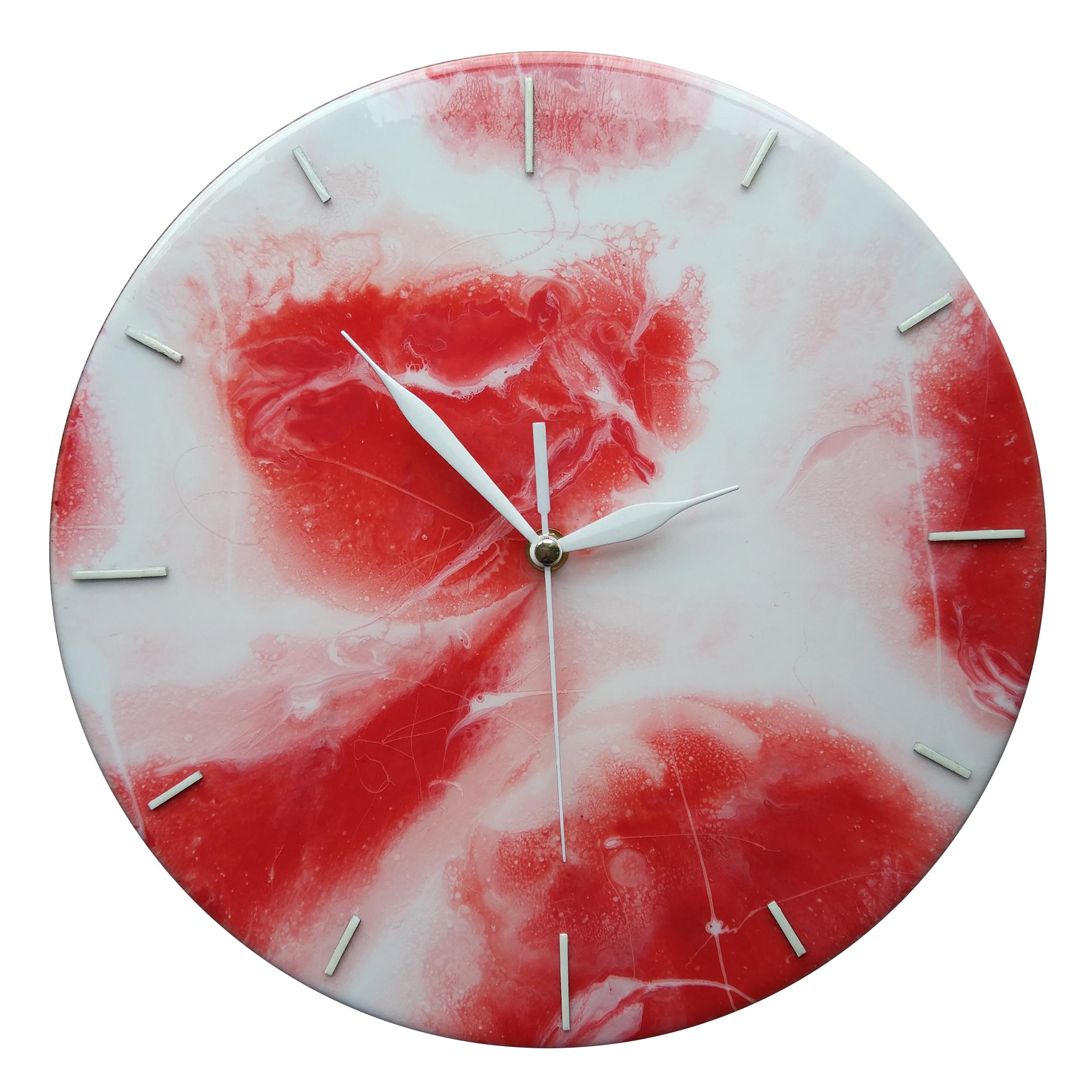 ساعت دیواری کد Red-209