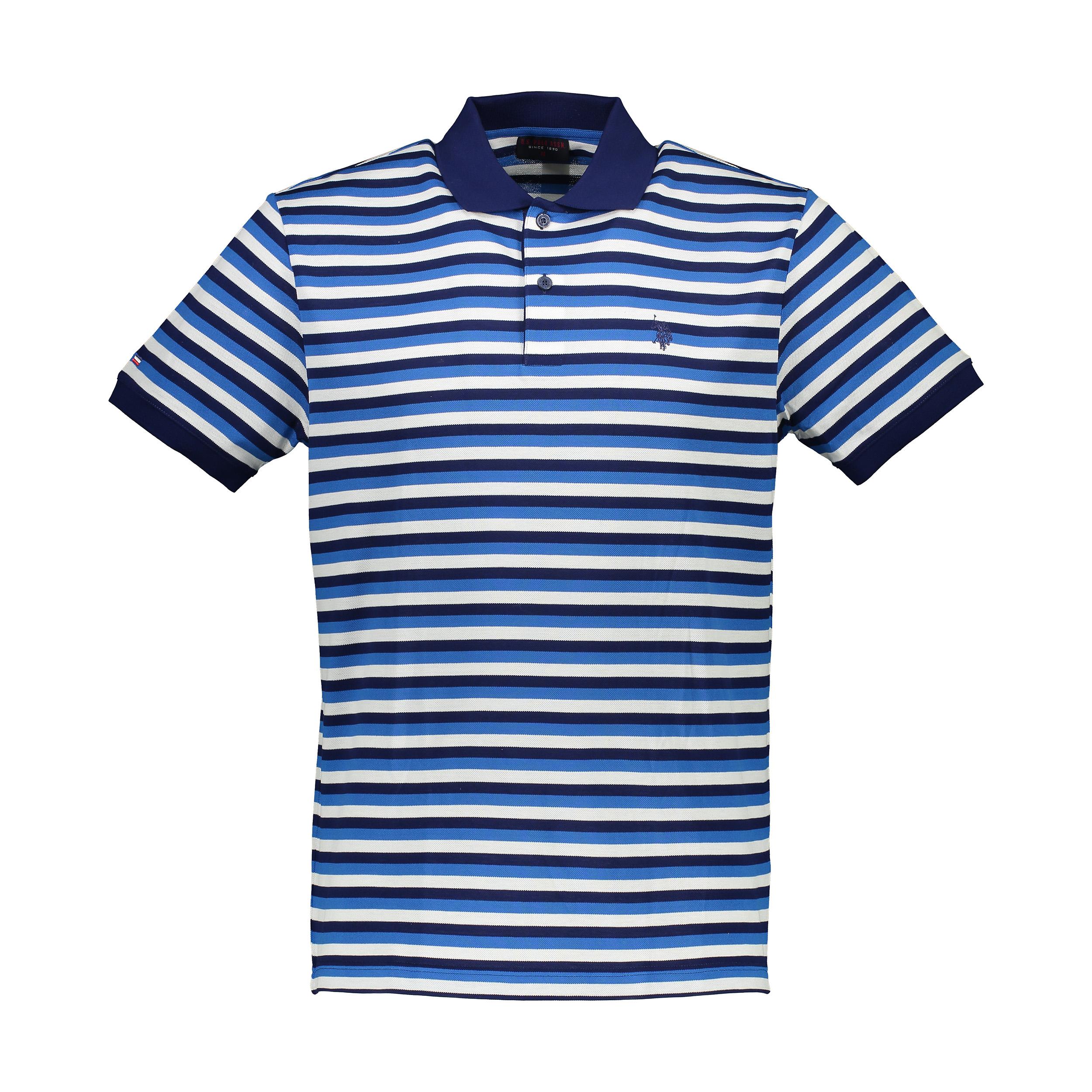پولو شرت مردانه یو اس پولو مدل 081108