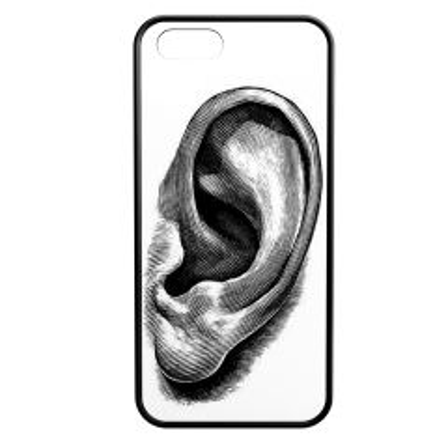 کاور طرح گوش کد 8999 مناسب برای گوشی موبایل اپل iphone 5/5s/se