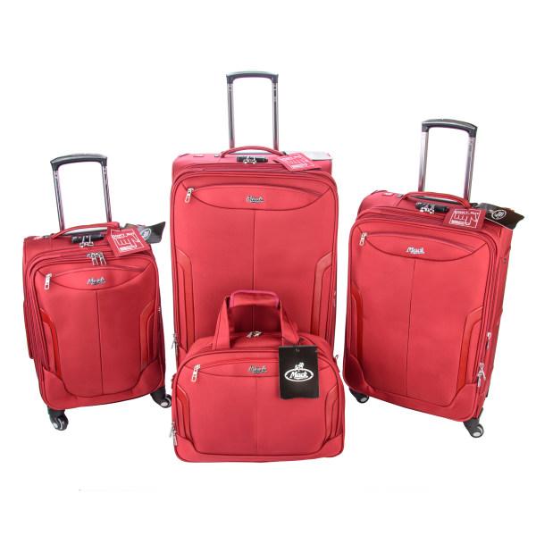 مجموعه 4 عددی چمدان ماک مدل ۰۰۲