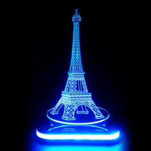 چراغ خواب طرح برج ایفل کد 1102 |