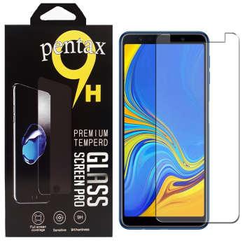 محافظ صفحه نمايش پنتاکس مدل STARK مناسب براي گوشي موبایل سامسونگ GALAXY A7 2018