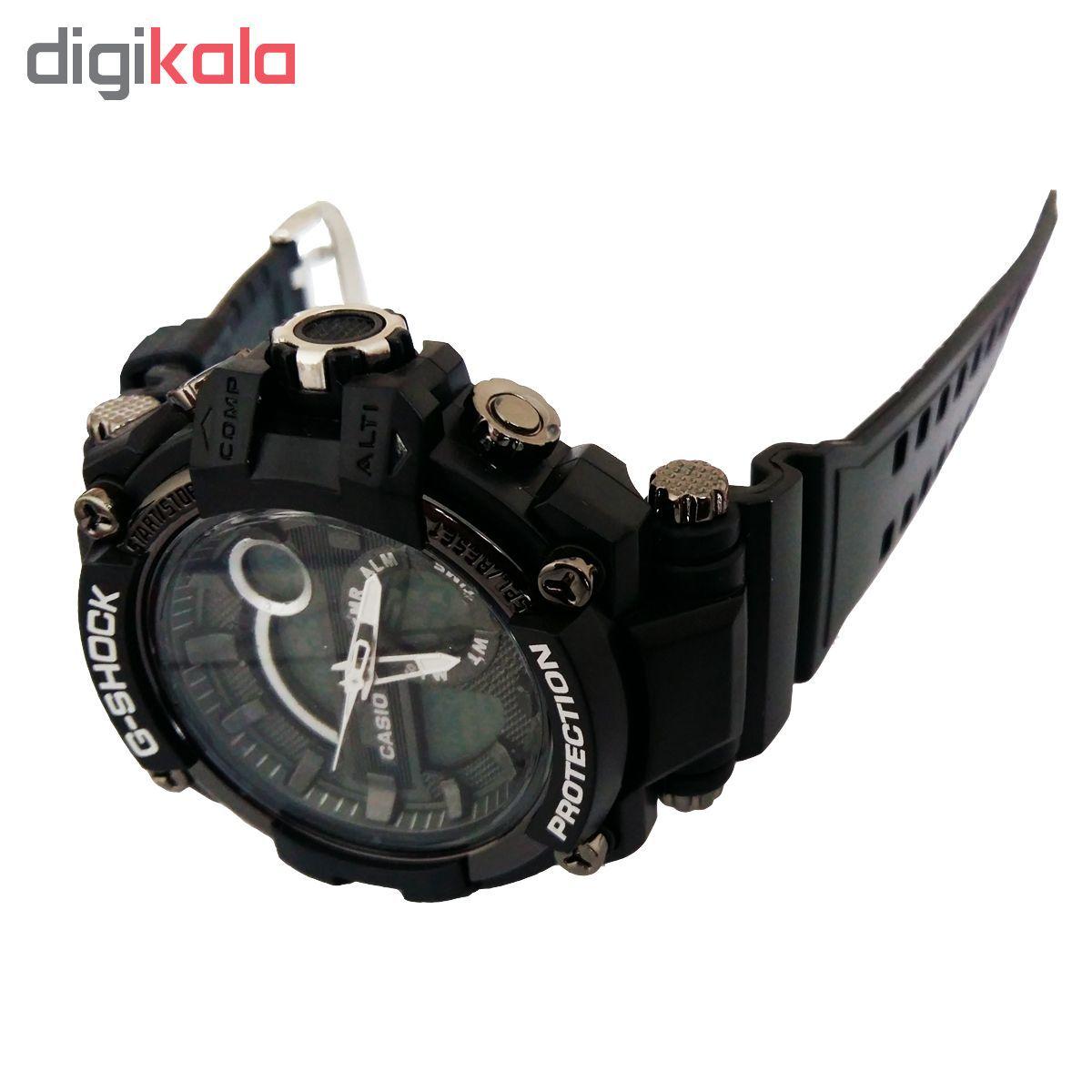 ساعت مچی دیجیتال مردانه جی شاک کد A7