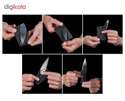 چاقوی کارتی کد 4488 بسته 4 عددی thumb 3