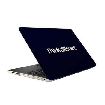 استیکر لپ تاپ طرح فکر متفاوت مدل ML091  مناسب برای لپ تاپ 15.6 اینچ