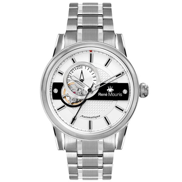 ساعت مچی عقربه ای مردانه رنه موریس مدل  Orion 70102 RM1 40