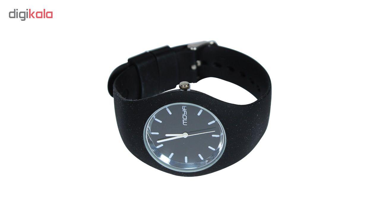 ساعت مچی عقربه ای مردانه مویا مدل M011