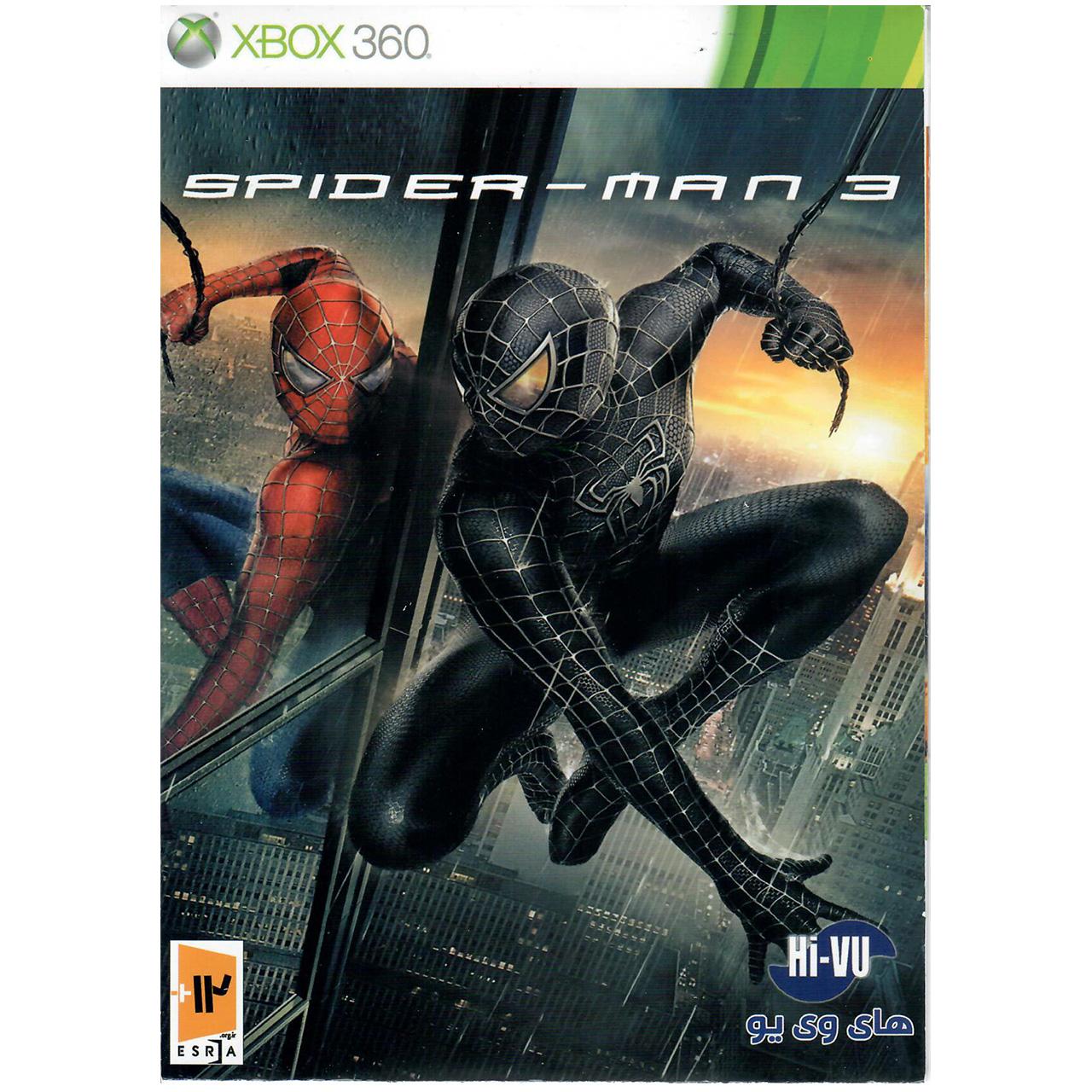بازی Spiderman 3 مخصوص PC