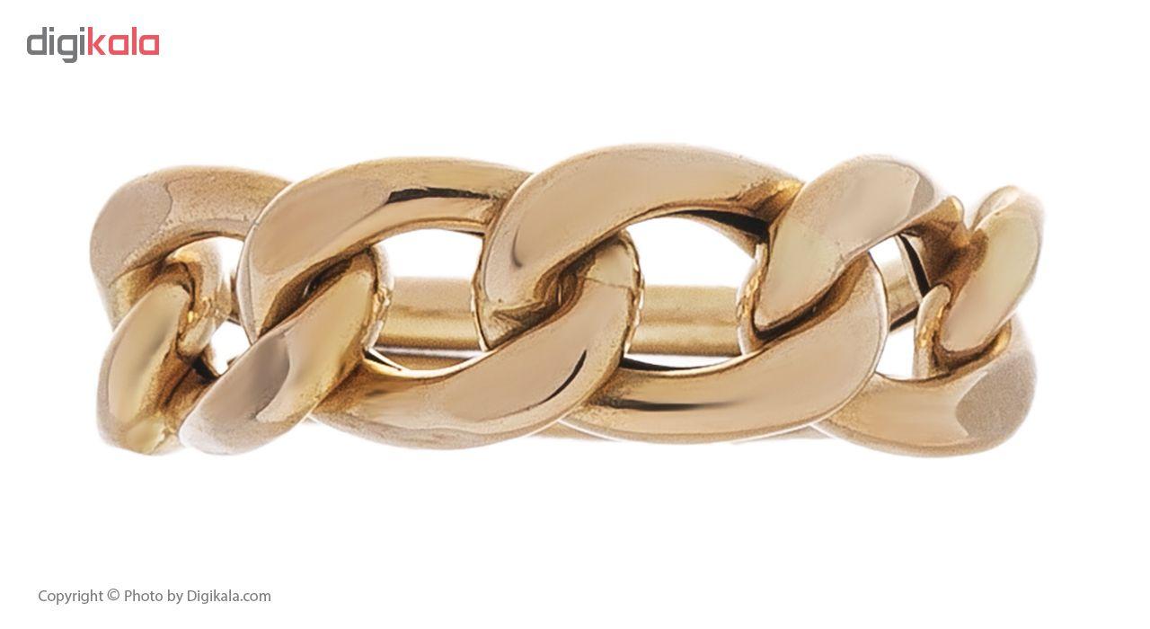 انگشتر طلا 18 عیار درنیکا مدل Dr8013