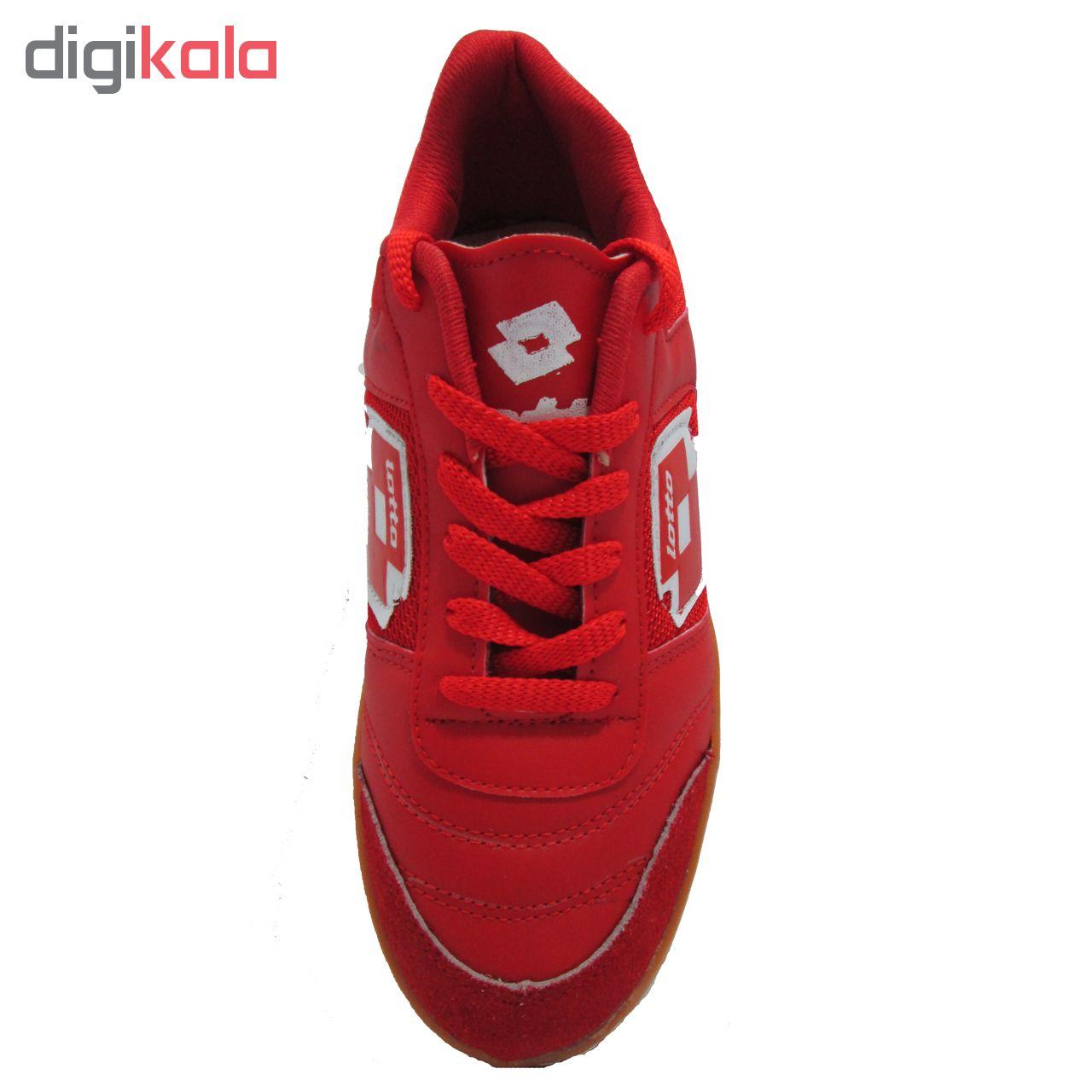 کفش ورزشی فوتسال مردانه مدل سالنی R Lto
