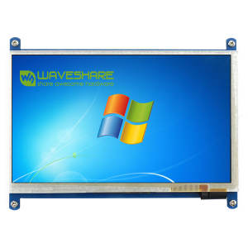 مانیتور ویوشیر مدل Capacitive WS-RPI 7 B سایز 7 اینچ