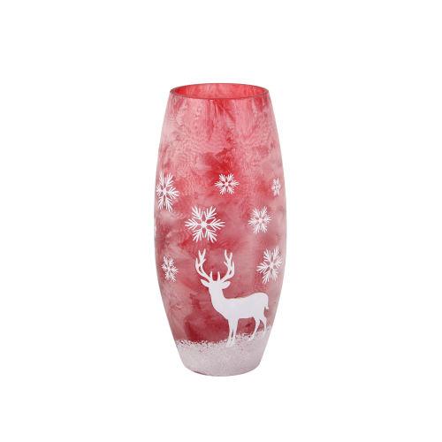 جاشمعی مدل Red Vase1022-1