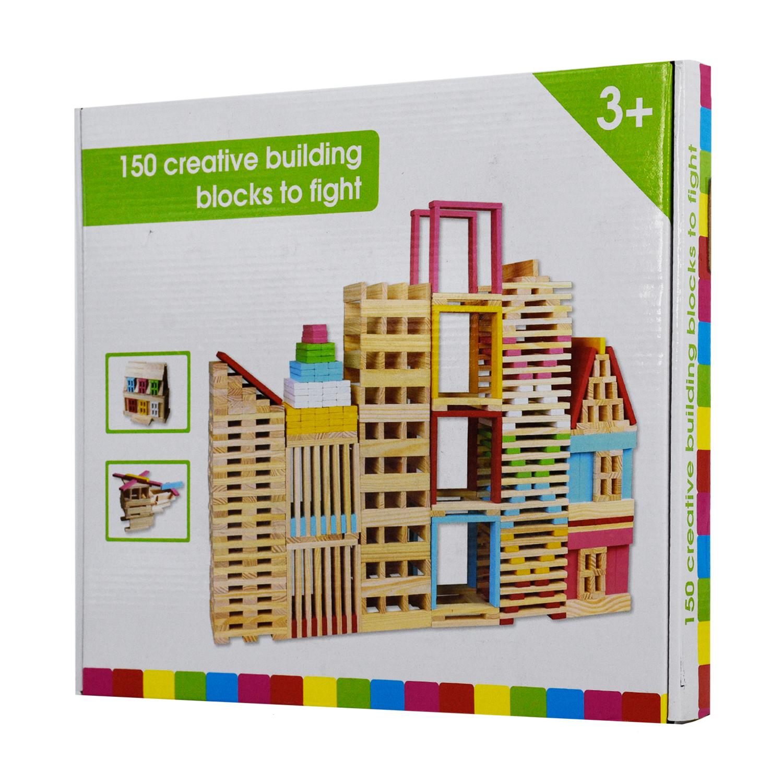 بازی آموزشی مدل بریکس طرح خانه سازی