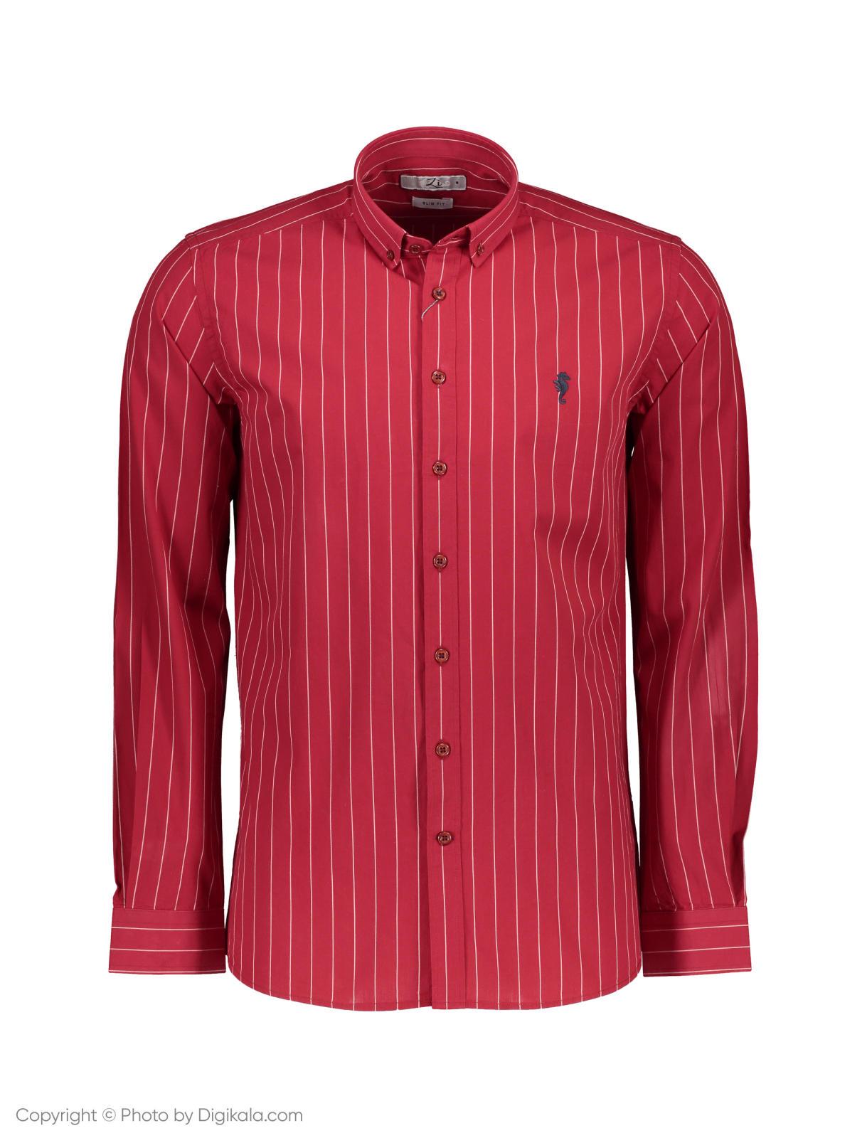 پیراهن مردانه زی مدل 153112670  Zi 153112670 Shirt For Men