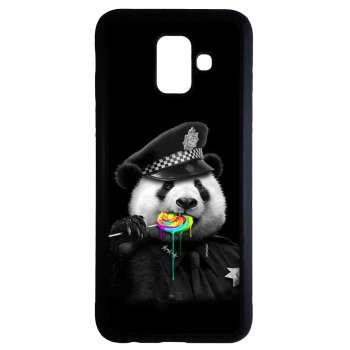 کاور طرح پاندا کد 9479 مناسب برای گوشی موبایل سامسونگ Galaxy a8 plus 2018