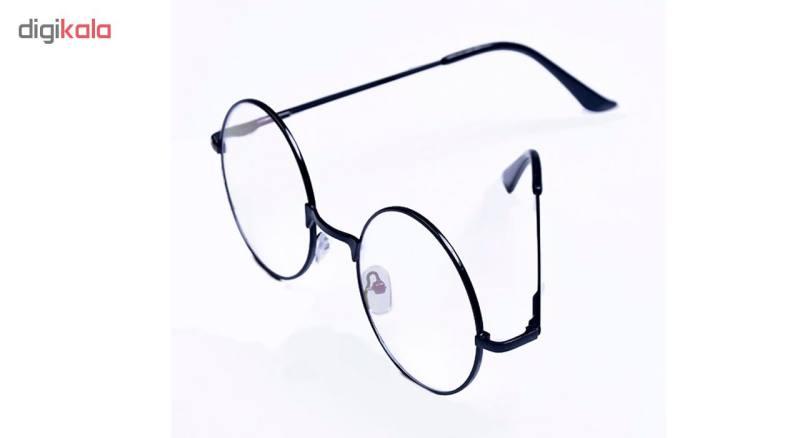 فریم عینک طبی مردانه کد W1737BK