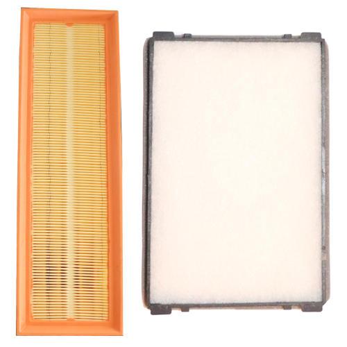 فیلتر هوا سرعت فیلتر مدل C158 مناسب برای پژو 405 و پارس و سمند به همراه فیلتر کابین