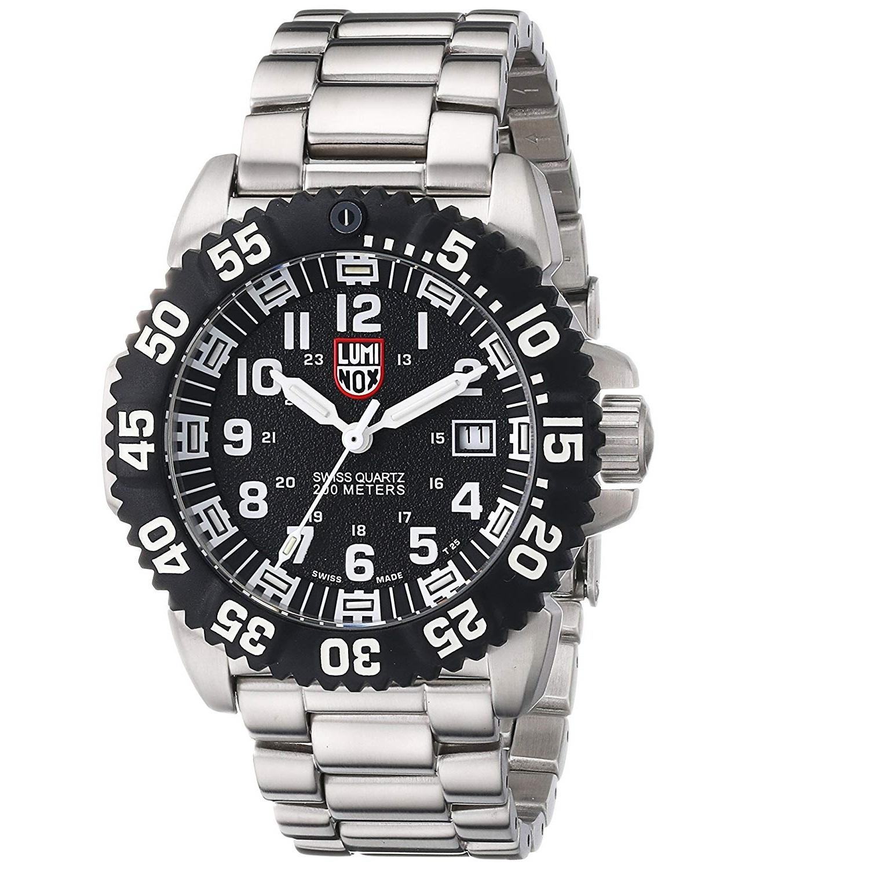 ساعت مچی عقربه ای مردانه لومینوکس مدل XS.3182.L