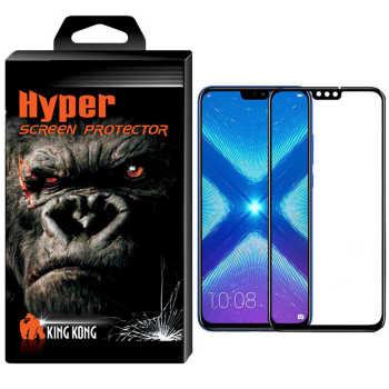 محافظ صفحه نمایش کینگ کونگ مدل Hyper Fullcover مناسب برای گوشی موبایل هوآوی Honor 8X
