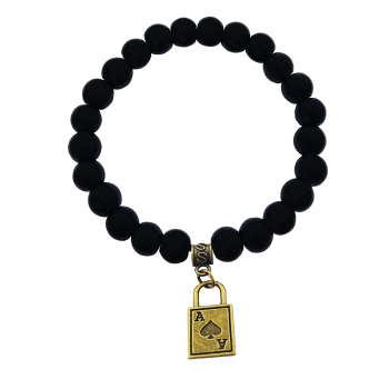 دستبند زنانه لاچو طرح قفل کد 2019 سایز Free Size