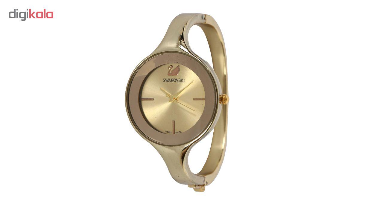خرید ساعت مچی عقربه ای زنانه مدل Alan-GL
