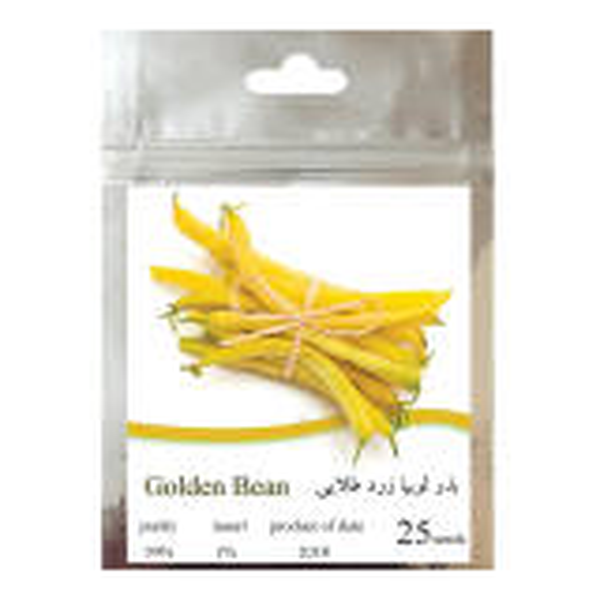 بذر لوبیا زرد طلایی مدل GL01