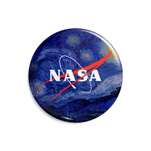 پیکسل ماسا دیزاین طرح ناسا فضا ونگوگ کمپ AS326