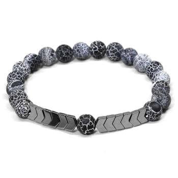 دستبند مردانه مدل دانلی کد c3