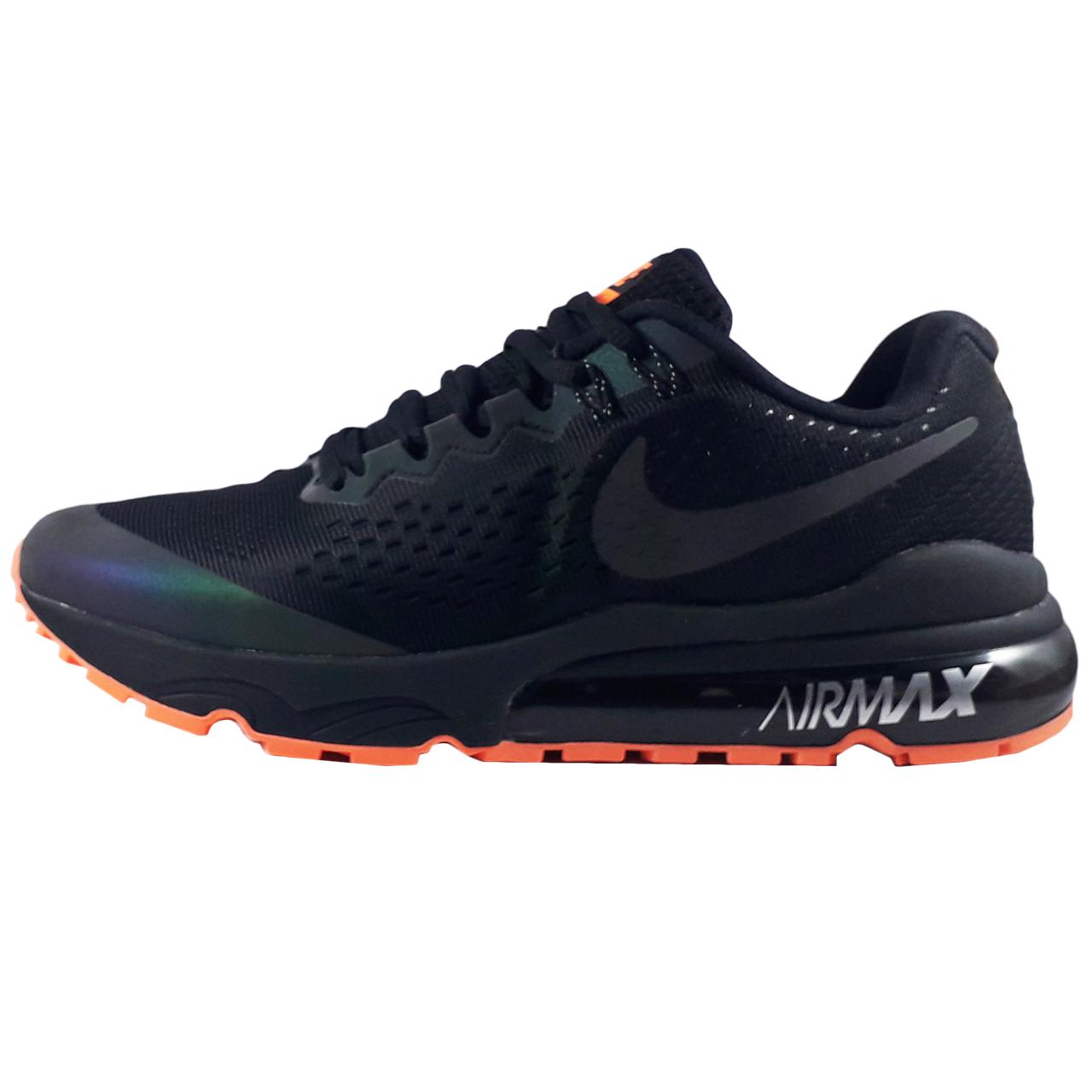 کفش ورزشی مخصوص دویدن و پیاده روی مردانه نایکی مدل  Air Max 2017 Black Orange