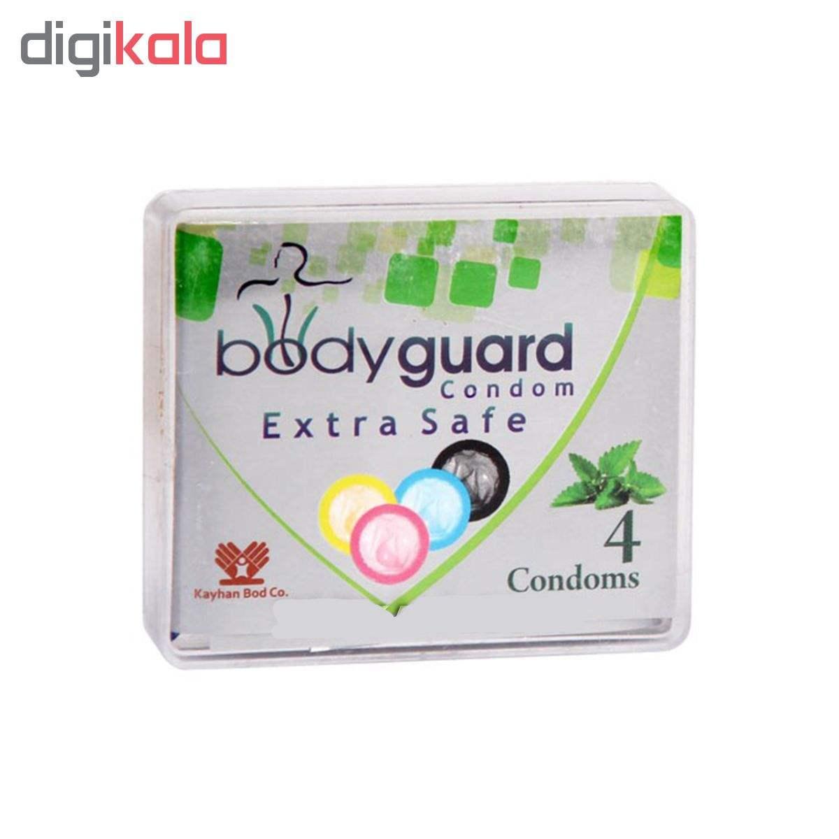 کاندوم کاپوت مدل 45Minutes بسته 12 عددی به همراه کاندوم بادیگارد مدل Extra Safe بسته 4 عددی main 1 3