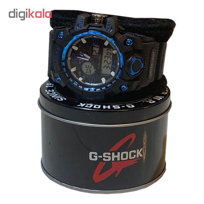خرید ساعت مچی دیجیتال مردانه  کد A26 | ساعت مچی