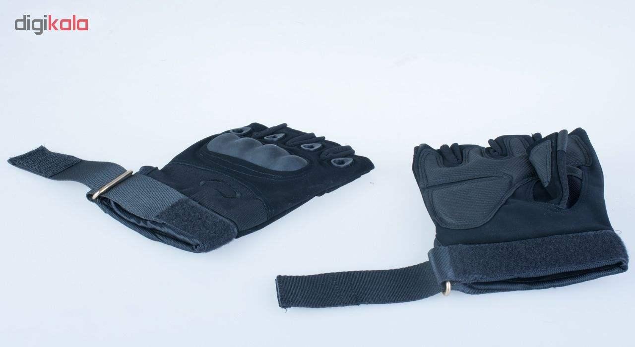 دستکش ورزشی مردانه مدل 2 main 1 2