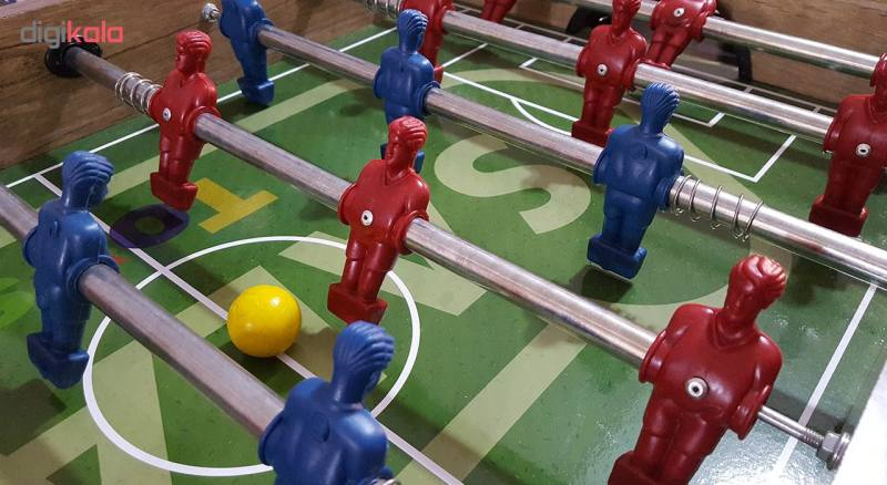فوتبال دستی مدل Golden Ball main 1 3
