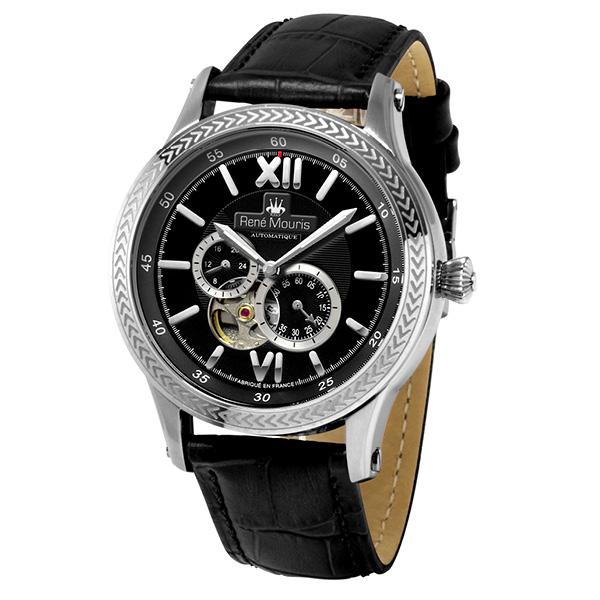 ساعت مچی عقربه ای مردانه رنه موریس مدل Corona 70105 RM2 43